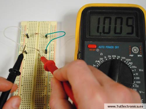 Multimetro basico 08
