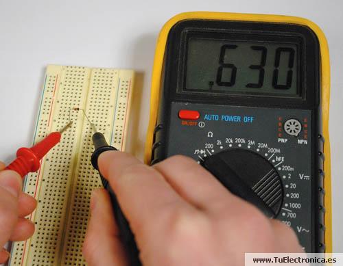 Multimetro basico 11