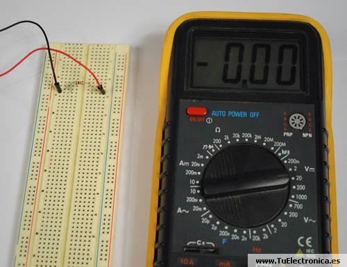 Multimetro basico 14