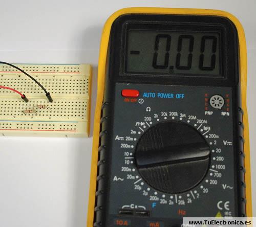 Multimetro basico 17