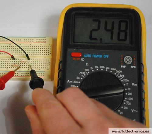 Multimetro basico 19