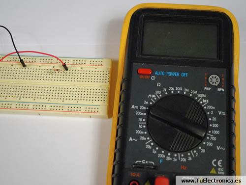 Multimetro basico 23