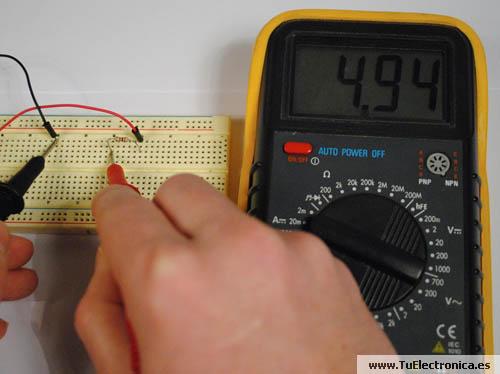 Multimetro basico 24