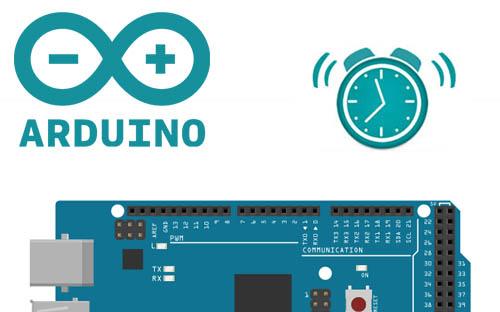 Reloj alarma con Arduino