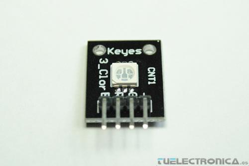 Arduino RGB LED SMD KY 009 de Keyes