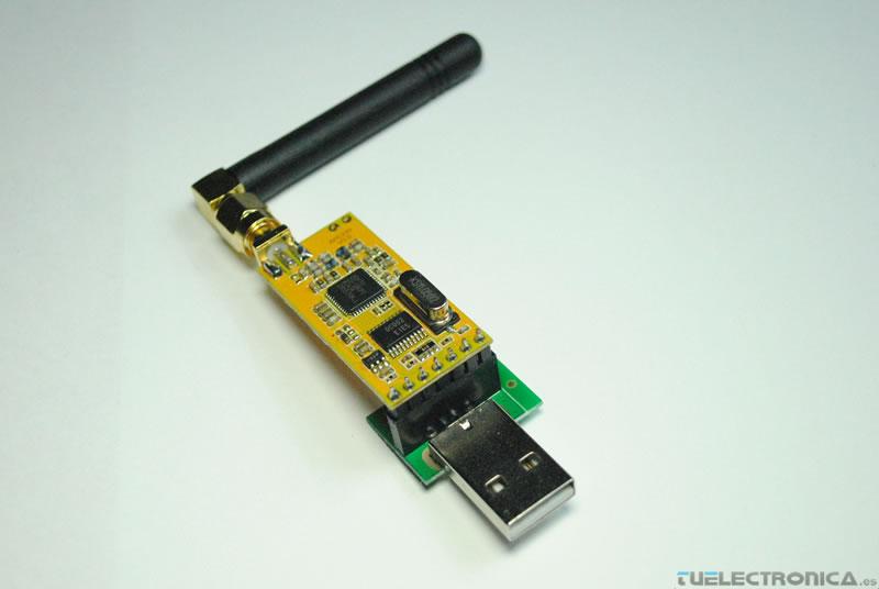 Arduino Y Módulo Inalámbrico Rf Apc220 Tuelectronica Es