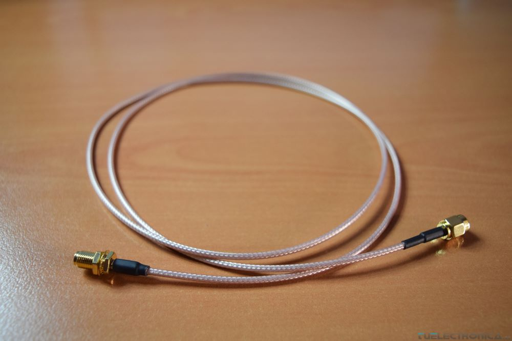 cable extensor de antena