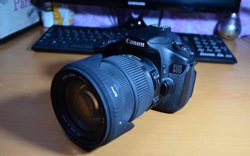 Reparar cámara reflex