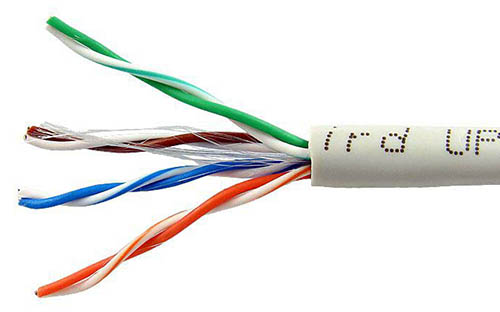 Cable de red UTP