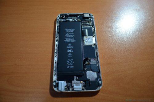 Cambiar batería iPhone 6 03