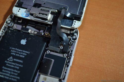 Reparar iPhone 6 20