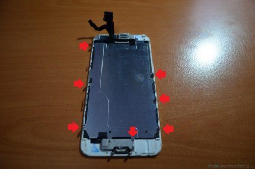Reparar iPhone 6 27