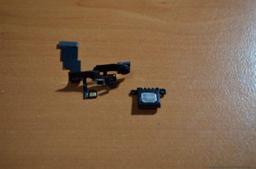 Sensor, cámara y altavoz iPhone 6