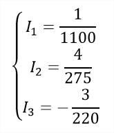 Ecuación 3 ejemplo
