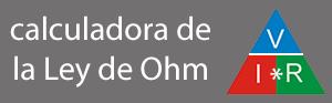 Calculadora ley de Ohm