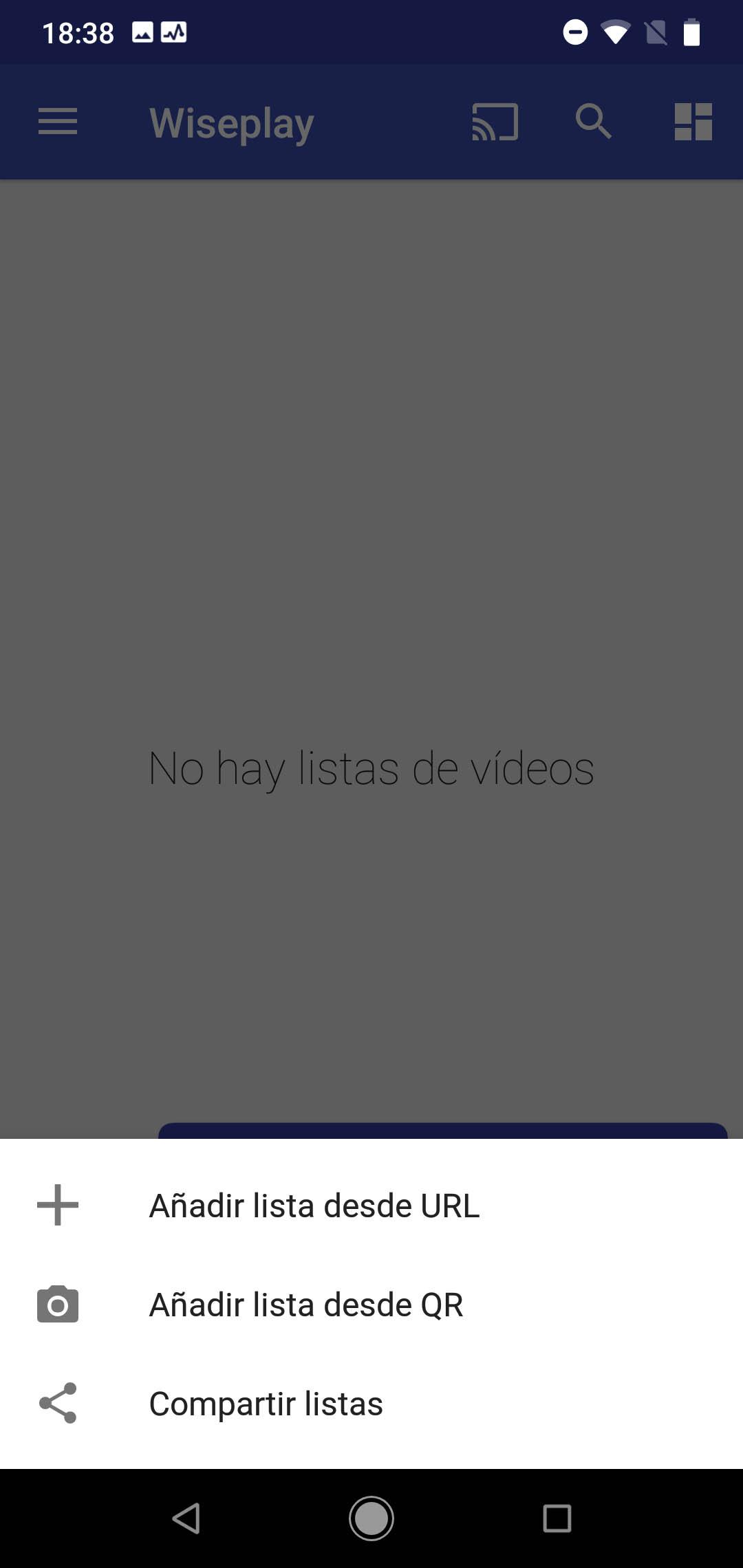 ▷ Wiseplay - Listas de canales para tu móvil SEPTIEMBRE 2019