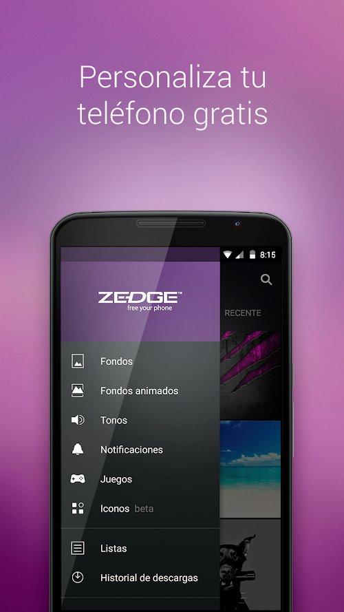zedge captura 1