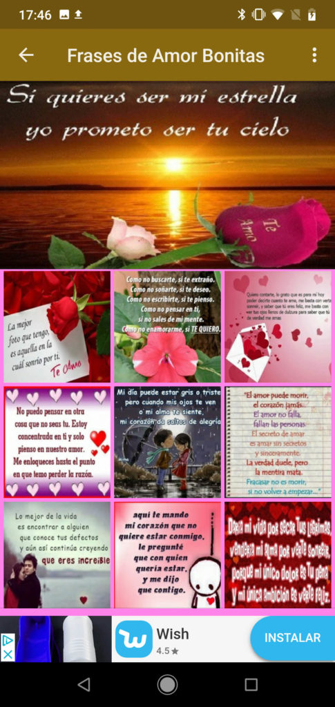 Frases de Amor Bonitas captura 3
