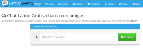 Latin chats