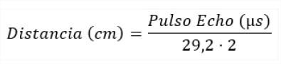 formula HC-SR04