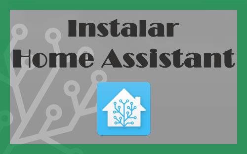 instalar home assistant portada