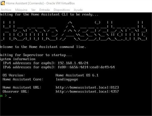 Instalar Home Assistant windows